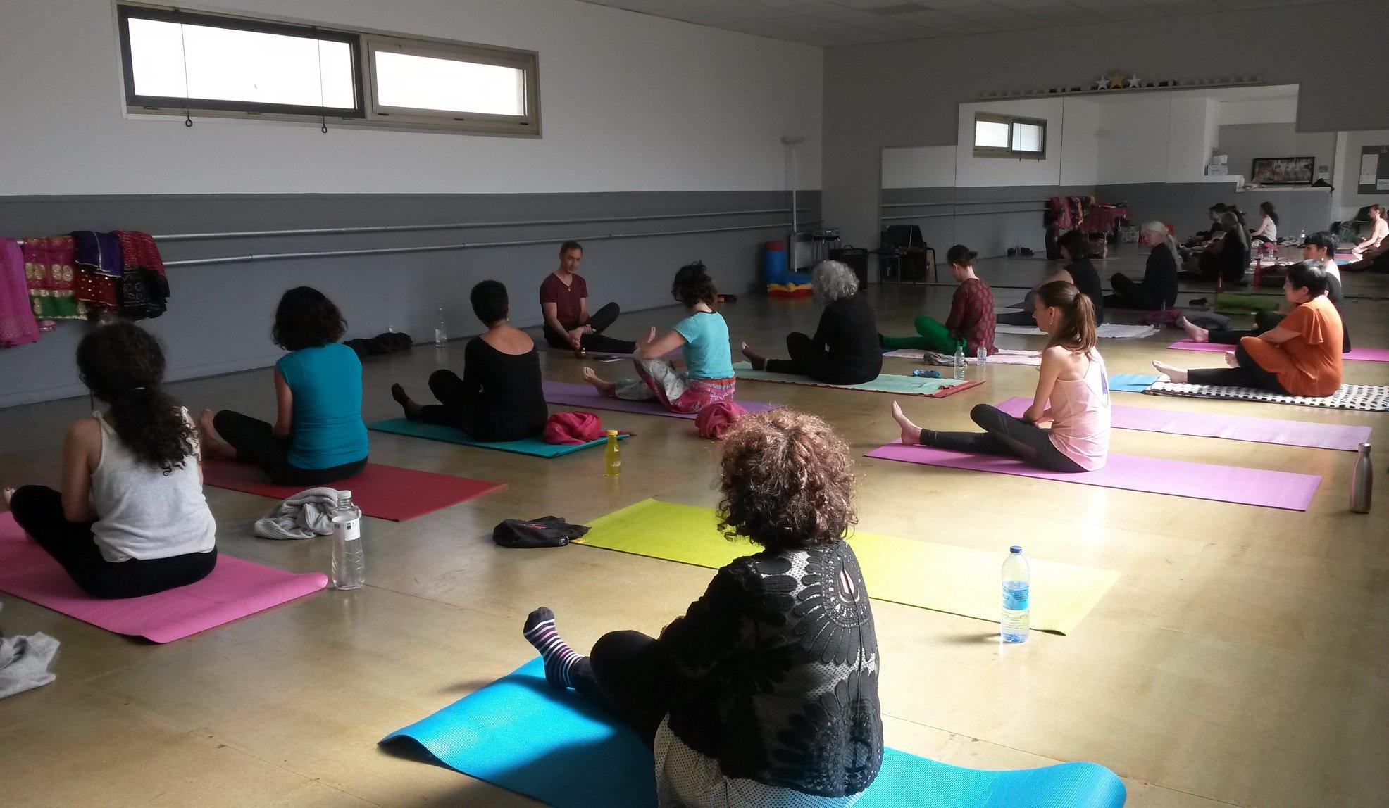 Yoga Navrasa